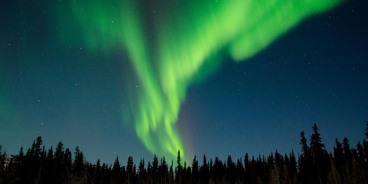 Noorderlicht, Yukon Canada