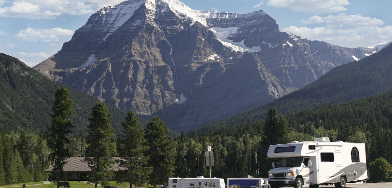camperrondreis in Canada