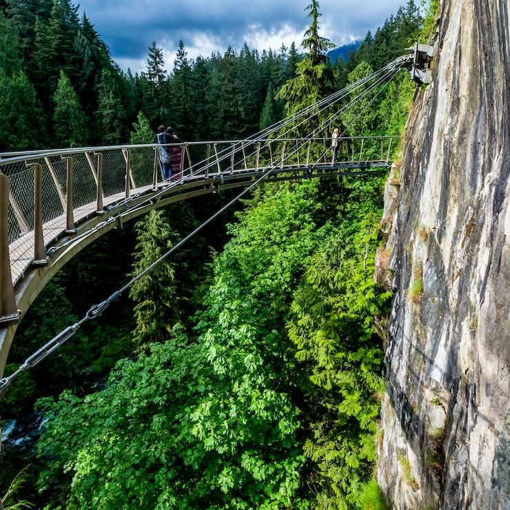 Capilano Suspension Brug, Vancouver