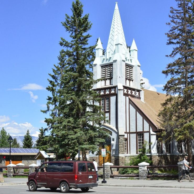 Stadje Banff