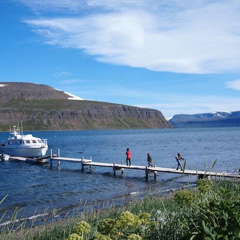Boot bij Heysteri, Ísafjörður