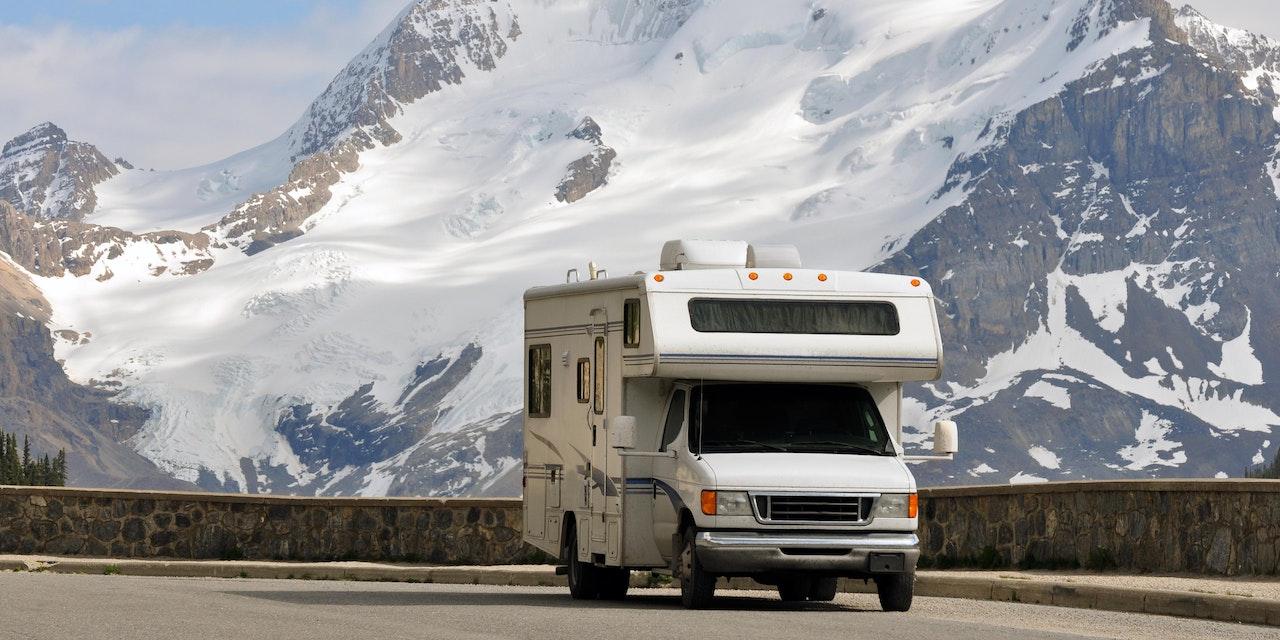 Camper Canadese Rockies
