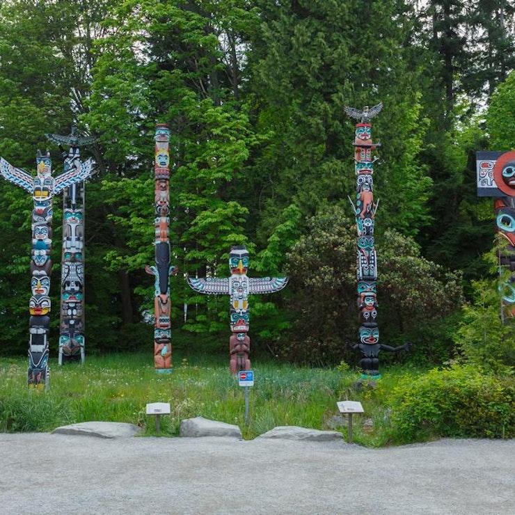 autorondreis West Canada Stanley Park