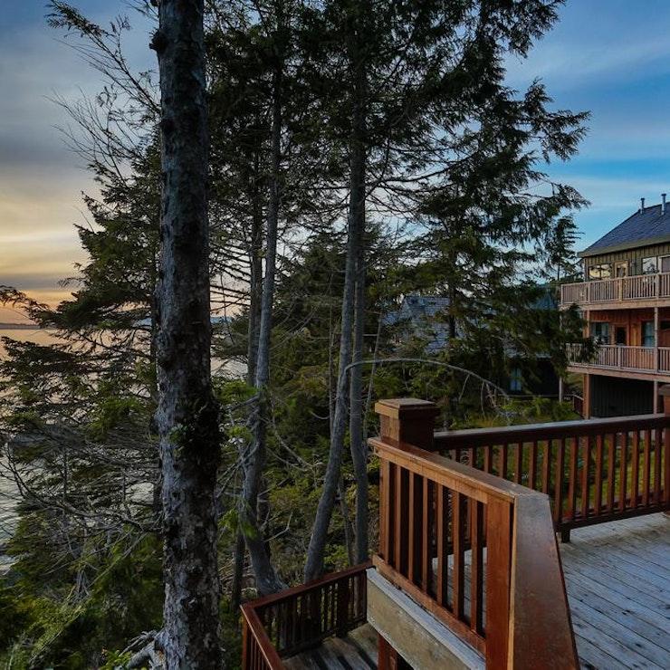 Accommodatie Vancouver Island