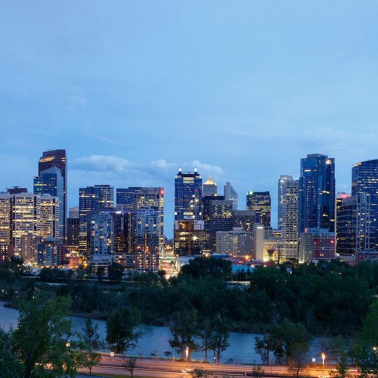 Calgary, foto: Menno Schaefer