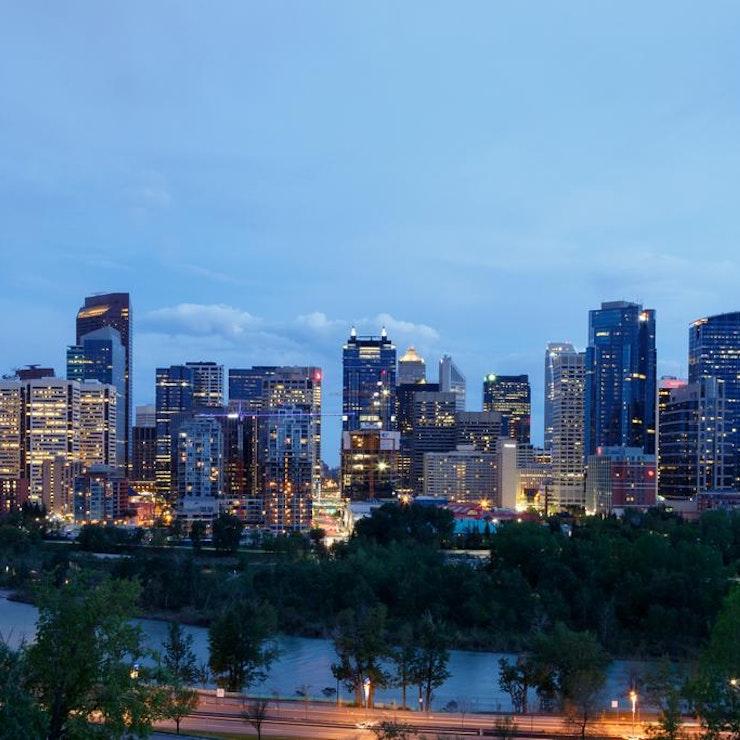Vancouver nacht