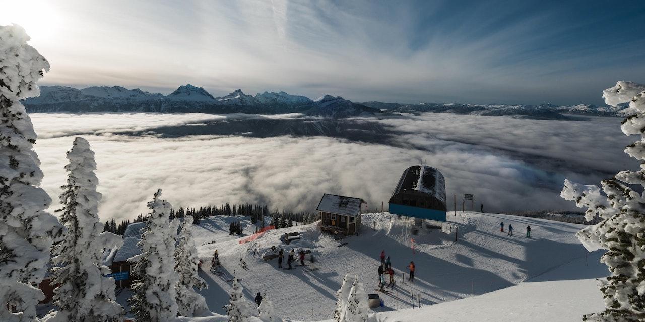 Gondola Revelstoke Mountain