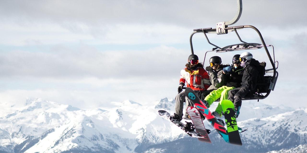 Whistler skilift