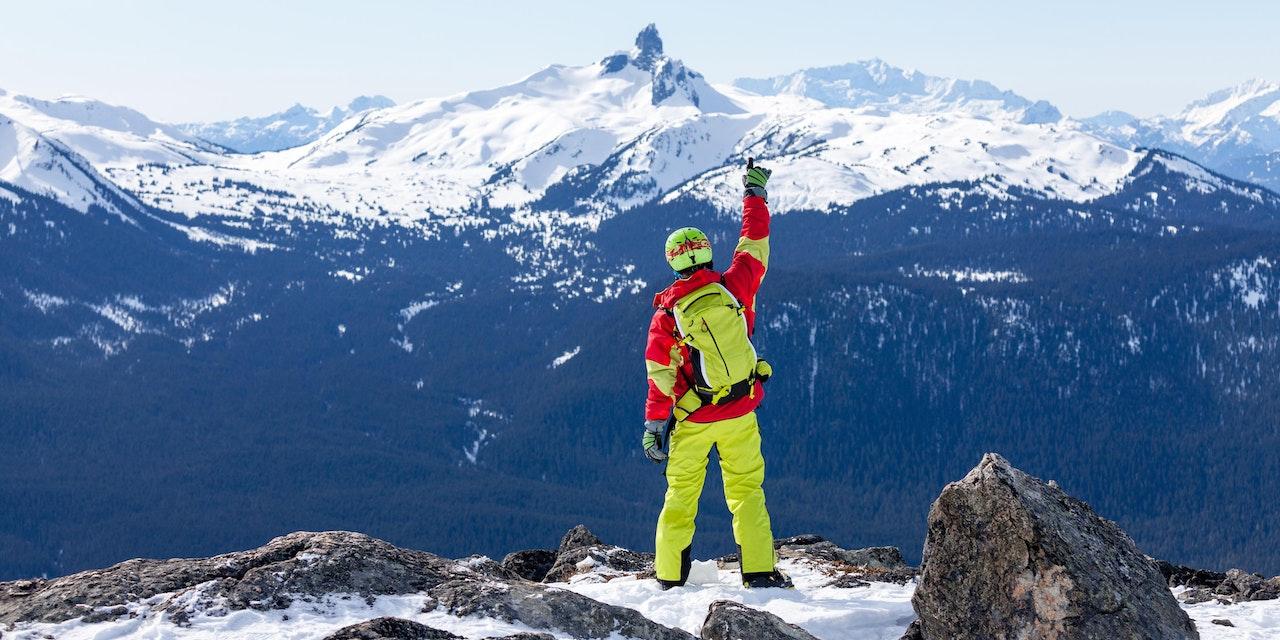Whistler berg