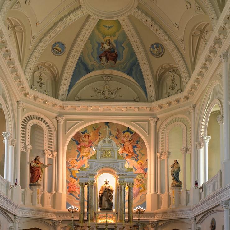 Saint Pierre Kerk, Cape Breton