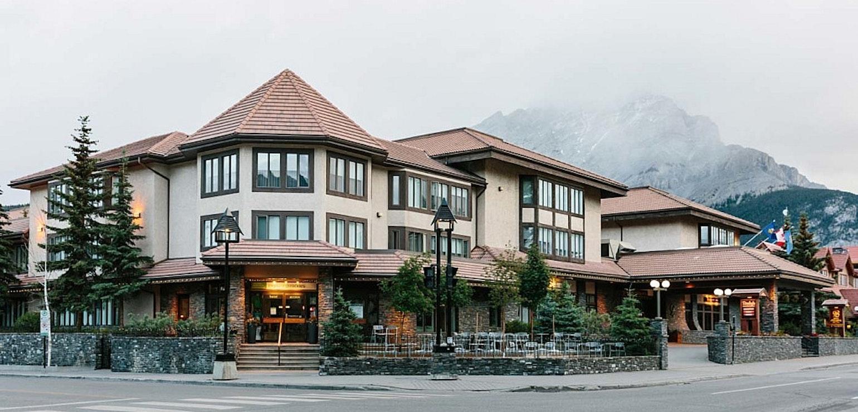 Wintersport naar Banff Canada