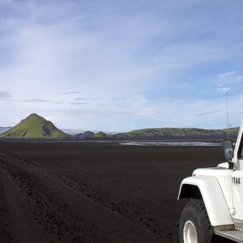 super jeep ijslandreis