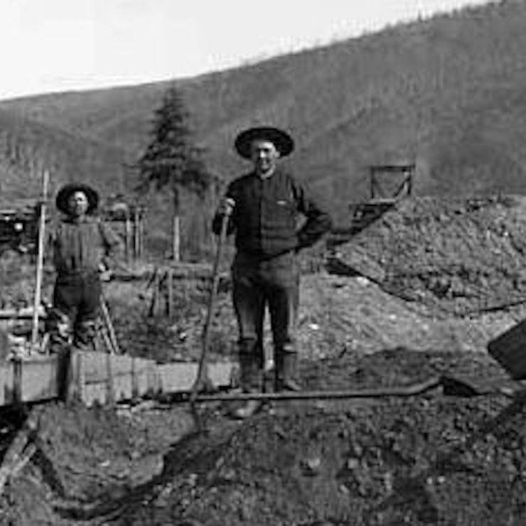 Yukon goudzoekers