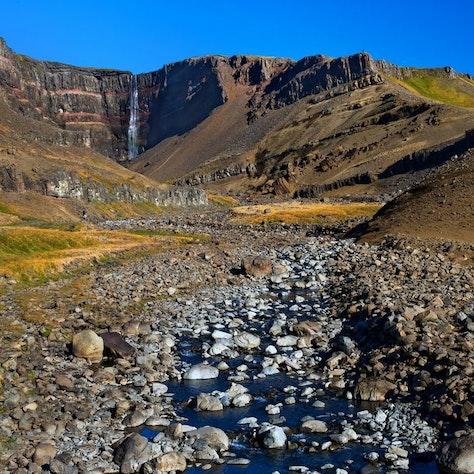 Waterval Hengifoss