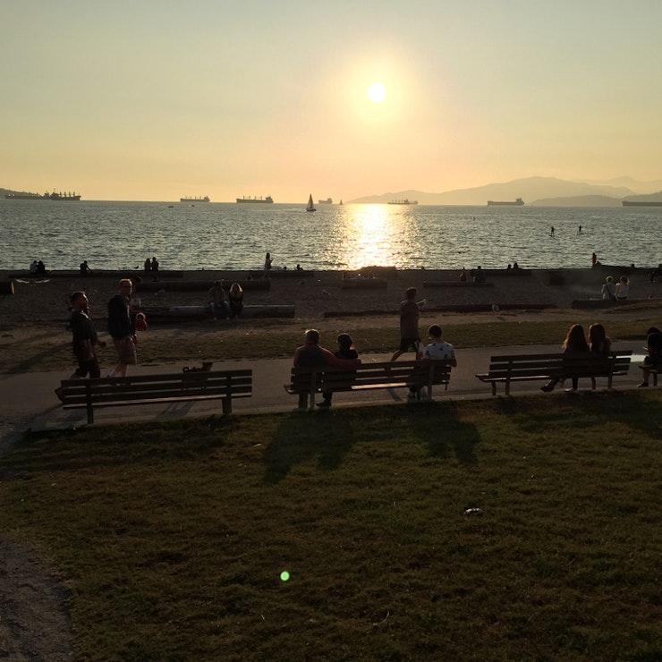 Strand Vancouver