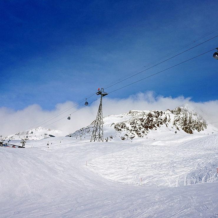Wintersport naar Jasper