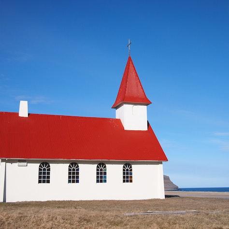 Kerkje Breiðavík