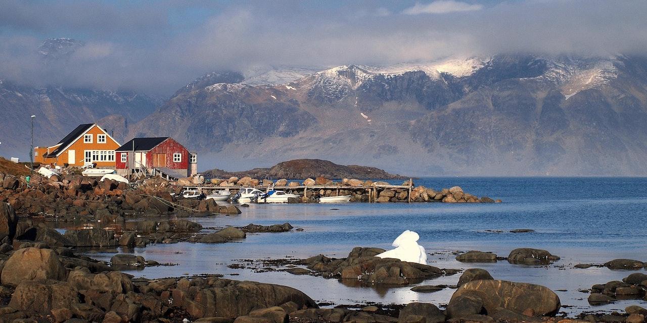 Kulusku, Groenland