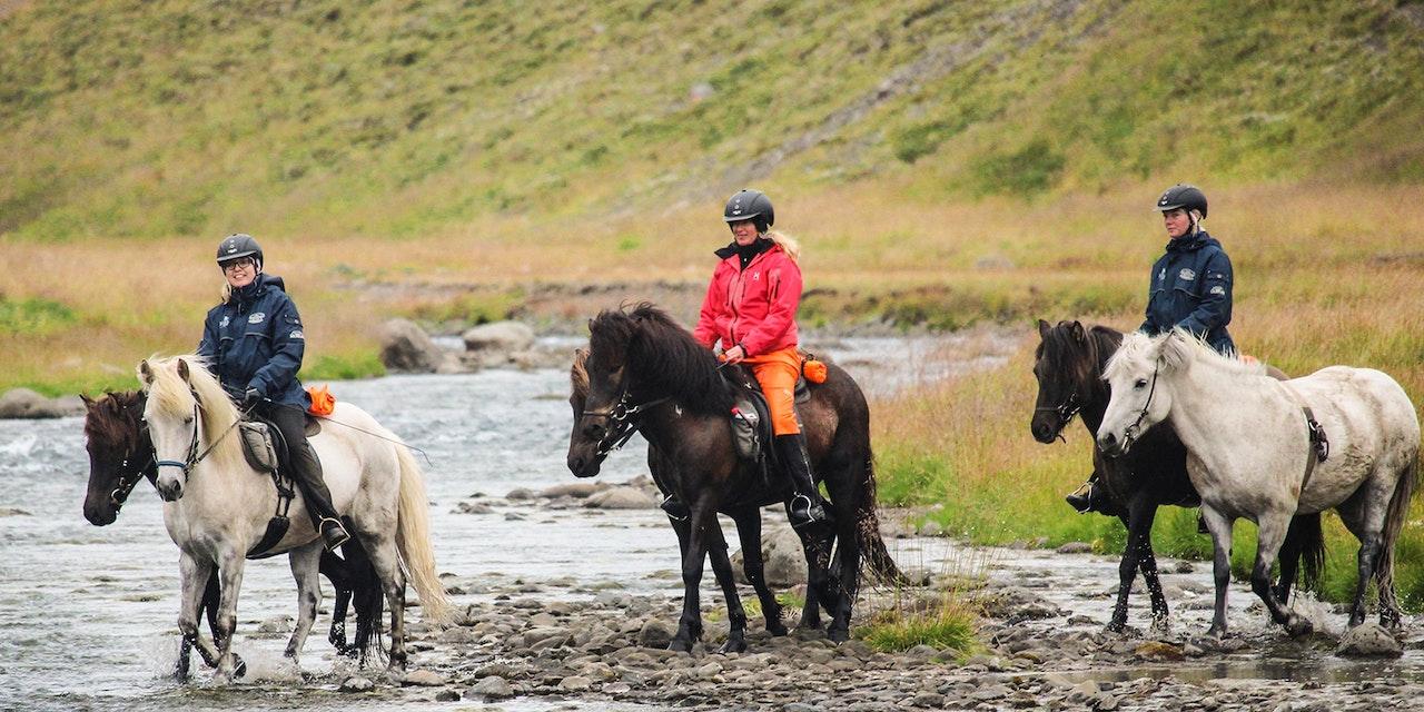 Paardrijtocht Mountain Challenge