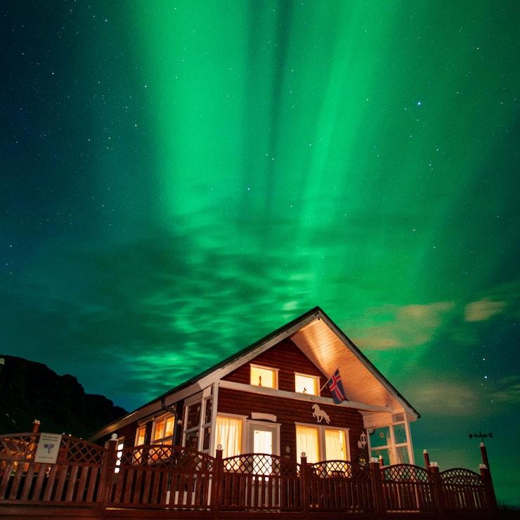 ijsland noorderlicht reizen