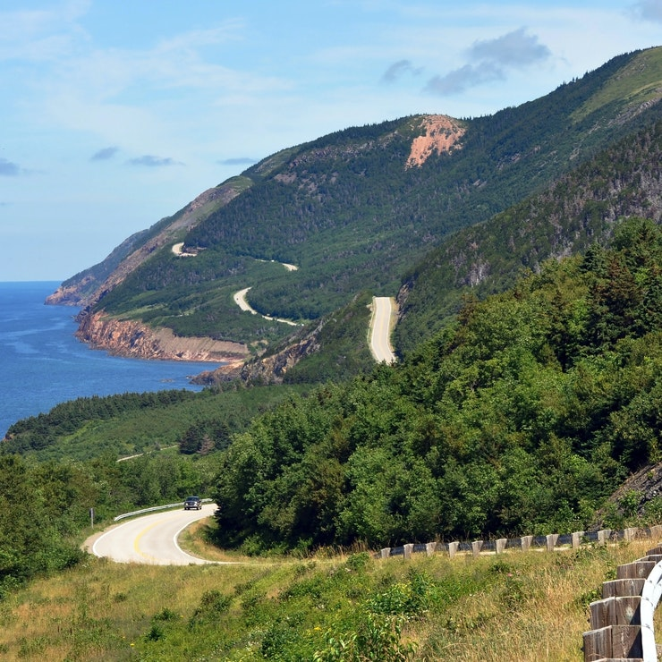 Cabot Trail, Nova Scotia