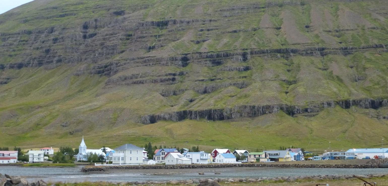 Seyðisfjörður, Oostfjorden IJsland