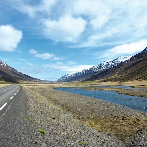 Ringweg in het noorden