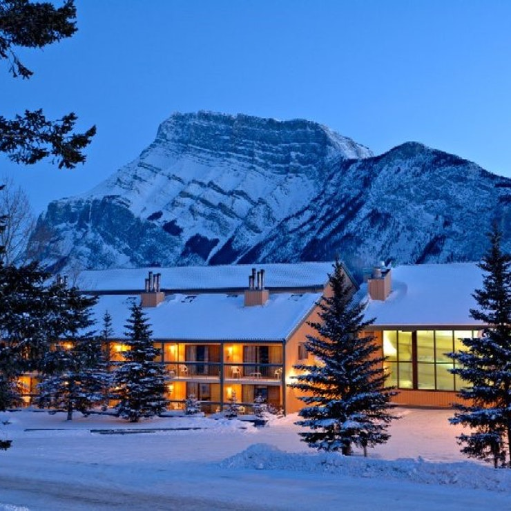 Douglas Fir resort / chalets Skien in Banff