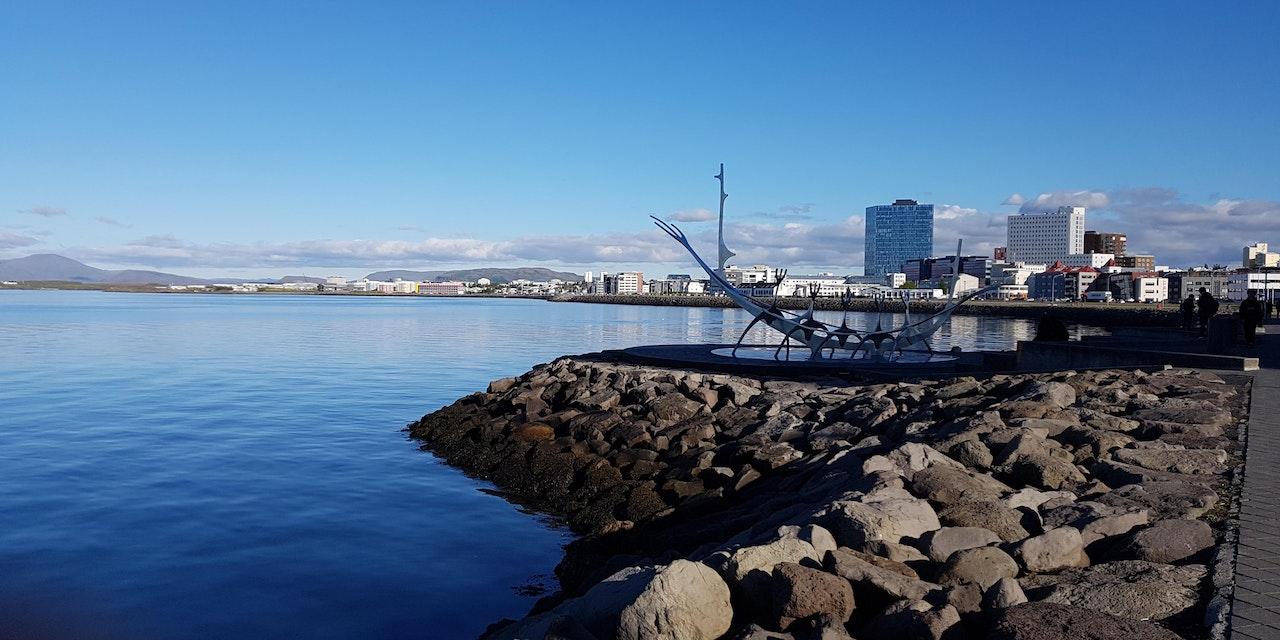 Solfar, vikingsschip Reykjavík
