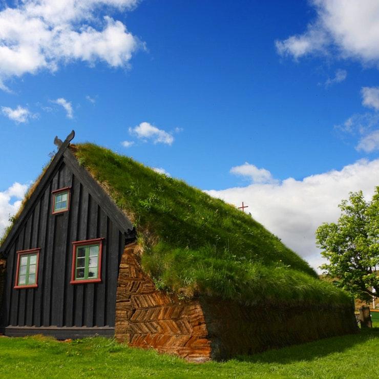 Turfboerderij Varmahlíð