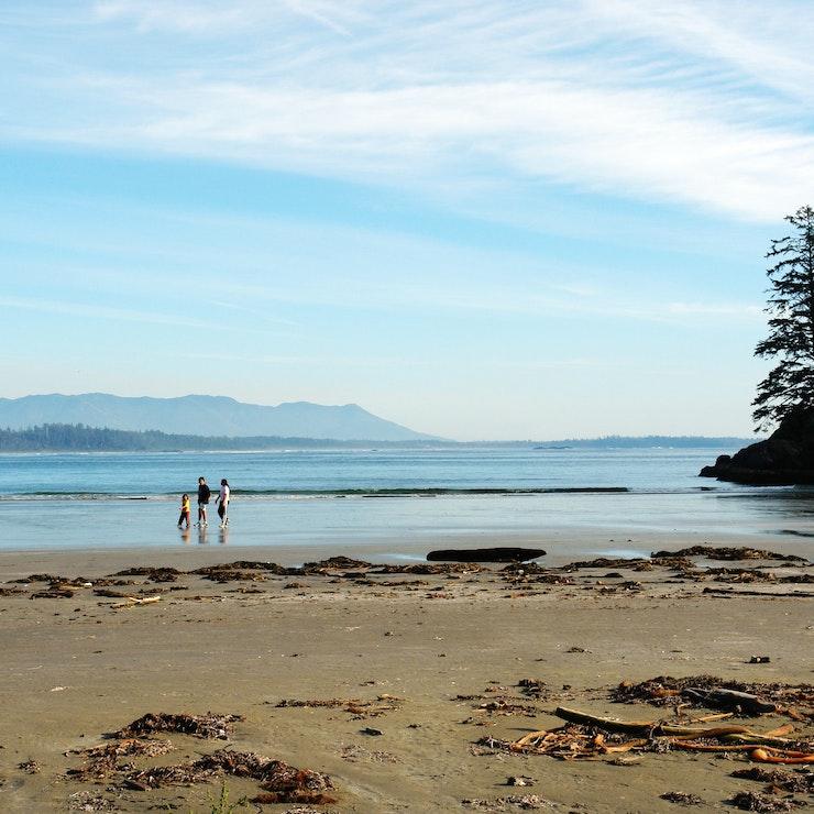 Strand Tofino British Columbia Canada