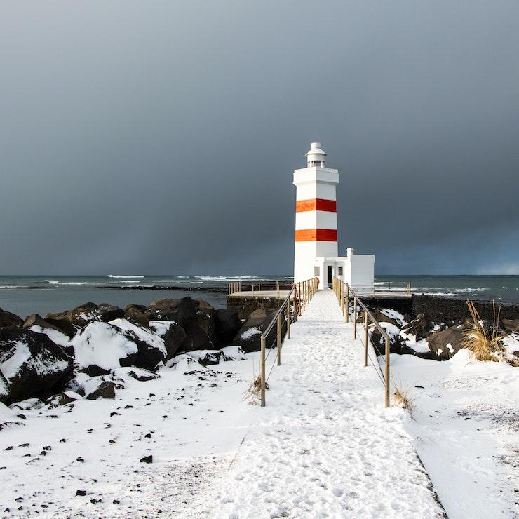 noorderlicht reis naar IJsland