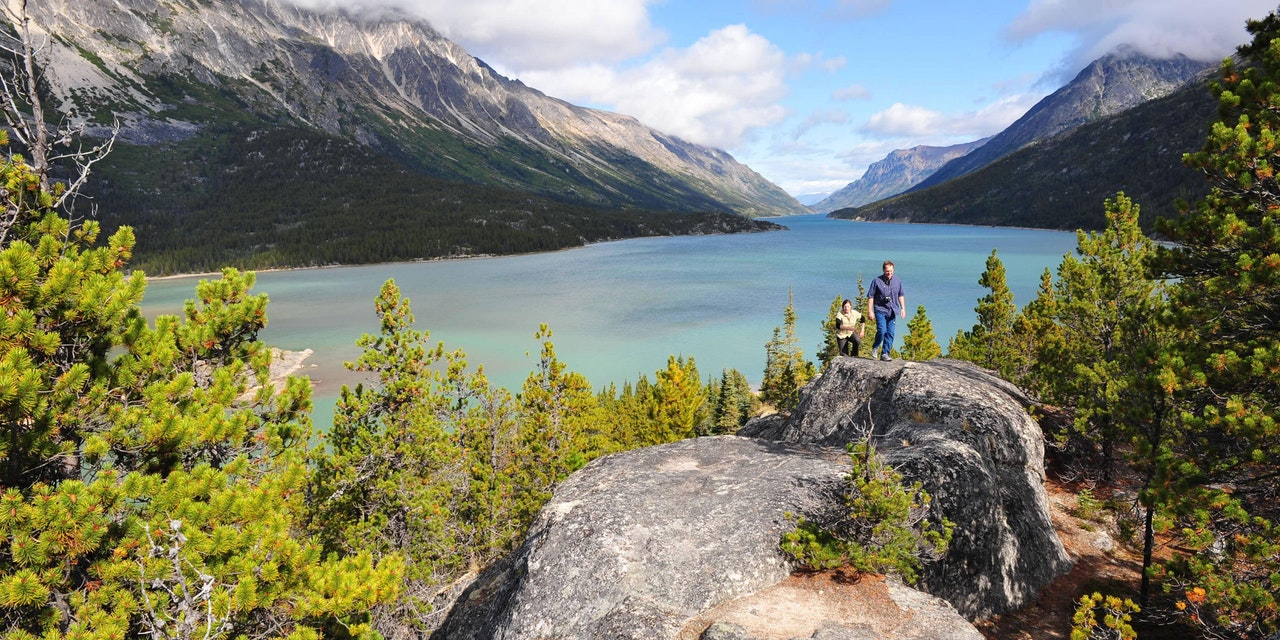 Kluane Nationaal Park, Yukon