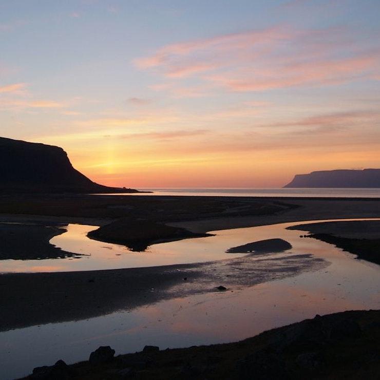 Westfjorden foto: Els en Alex
