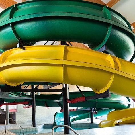 zwembad Douglas Fir resort / chalets
