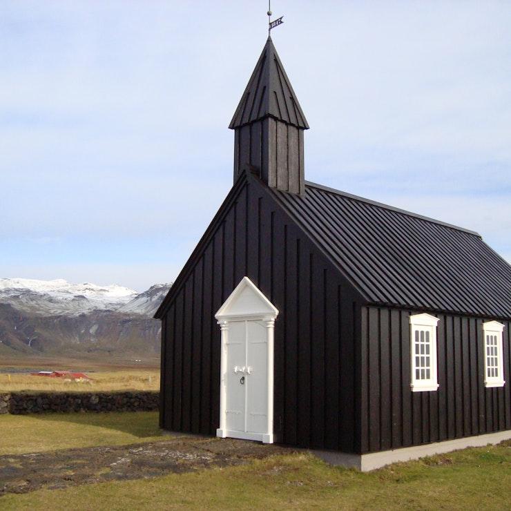 Kerkje bij Búðir