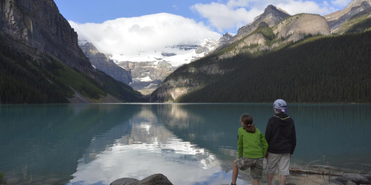 Vakantie Canada Lake Louise