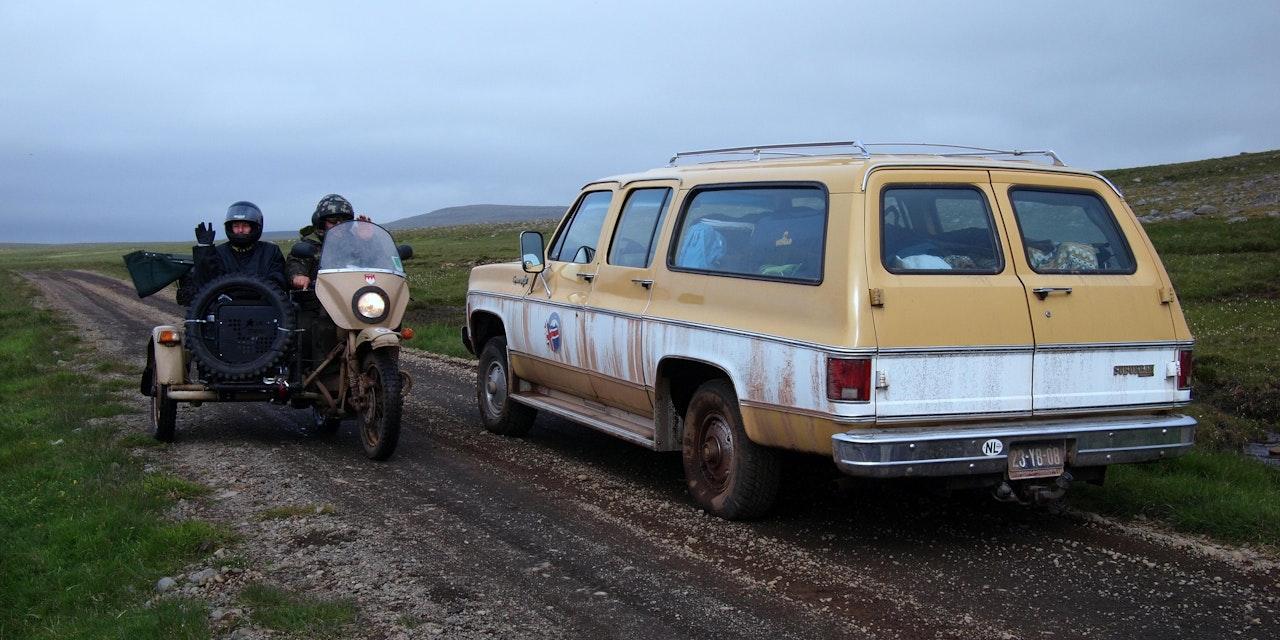 Met de veerboot naar IJsland met je eigen auto