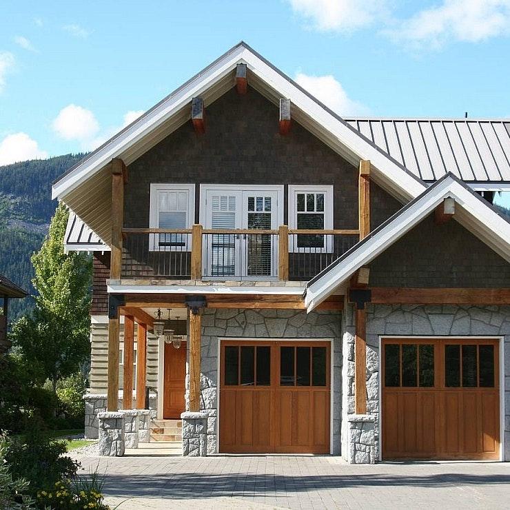 autorondreis West Canada Lodge