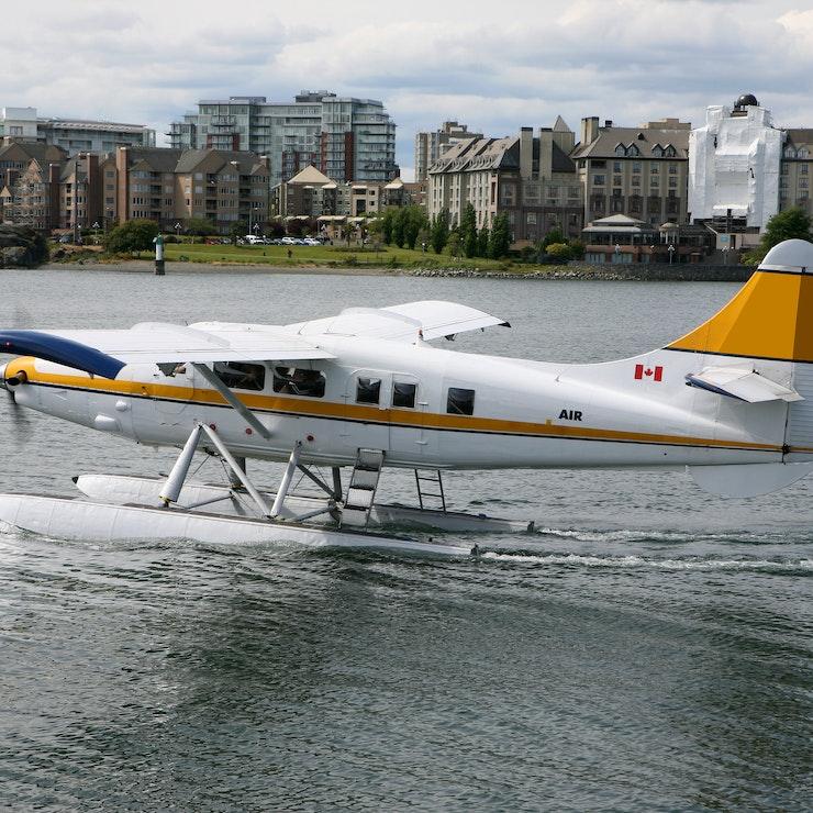 Watervliegtuig, Haven Victoria
