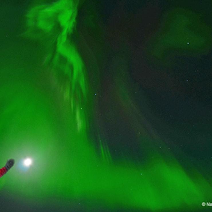 Noorderlicht aurorahunt Yukon