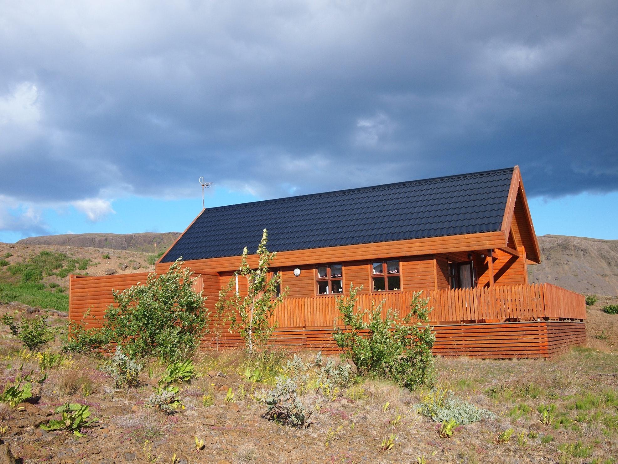 Vakantiehuisjes in Zuid-IJsland