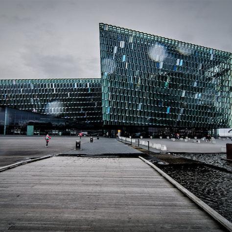 concert- en congrescentrum Harpa, Reykjavík