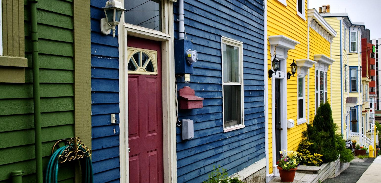 St Johns Newfoundland