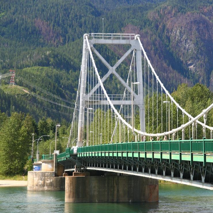 Revelstoke brug