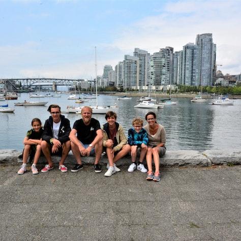 Vancouver Stad Canada
