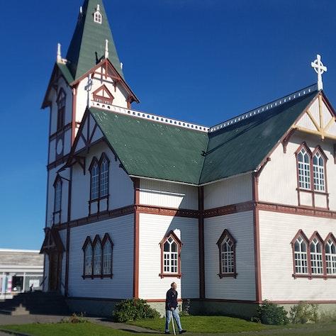 Kerk Húsavík