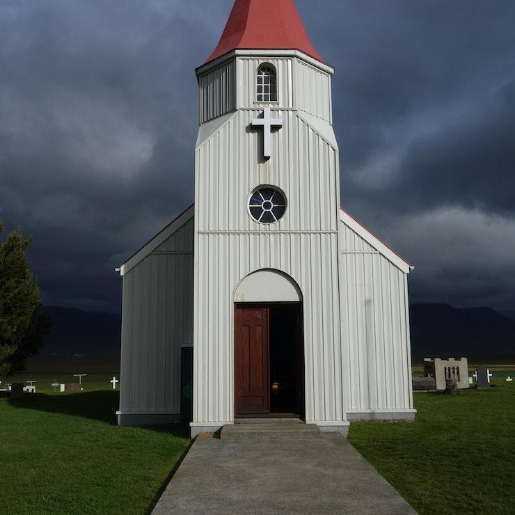 Glaumbær kerk