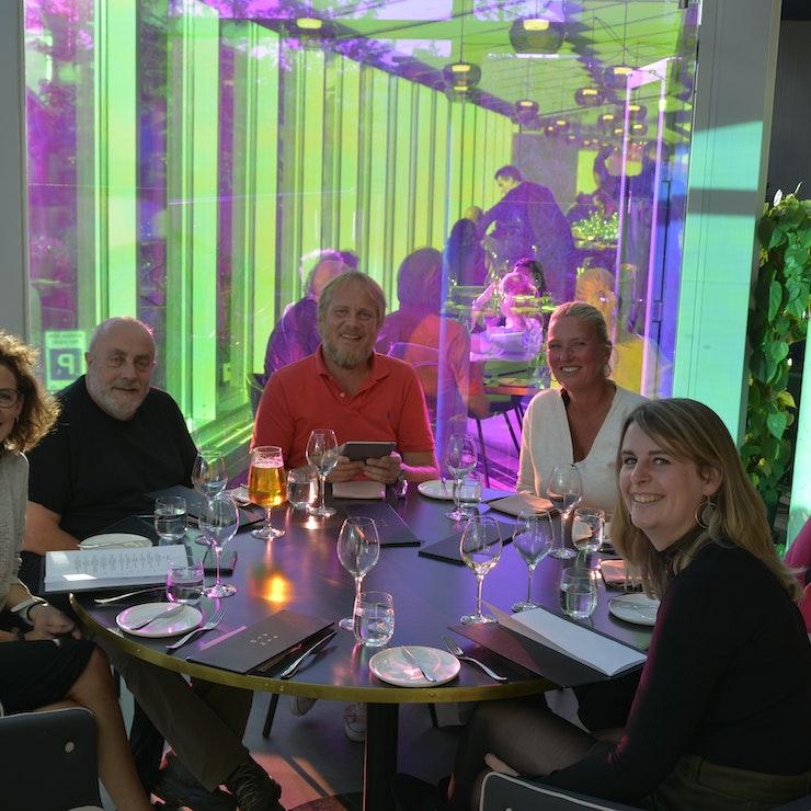 Diner bij Nostra
