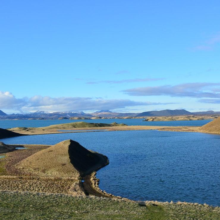 Mývatn, IJsland